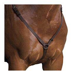 Wintec Breastplate Brown - Item # 47293