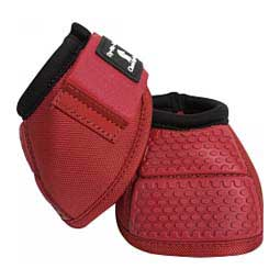 Flexion No-Turn Horse Bell Boot Crimson - Item # 47600