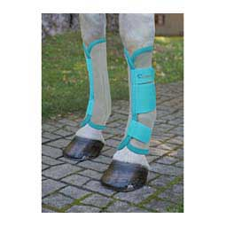 ARMA Fly Turnout Socks for Horses Teal - Item # 47728