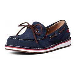 Women's Cruiser Shorebound Casual Shoe Navy - Item # 47739