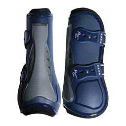 Pro Performance Show Jump Horse Boot w/ TPU Fasteners Navy - Item # 47930