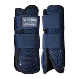 Pro Performance Elite XC Horse Boot Navy - Item # 47932