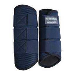 Pro Performance Elite XC Horse Boot Navy - Item # 47933