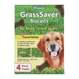 GrassSaver Biscuits for Dogs 11 oz - Item # 48000