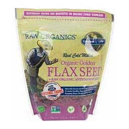 Organic Flax Meal + Harvest Fruits and Berries Garden Of Life