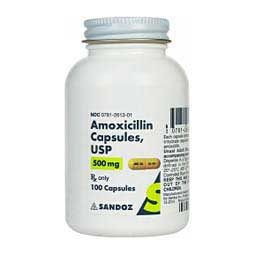 Amoxicillin for Dogs & Cats 500 mg 100 ct - Item # 697RX