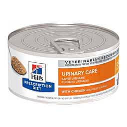 Hill's Prescription Diet c/d Multicare Urinary Care Chicken Canned Cat Food 5.5 oz (24 ct) - Item # 70081