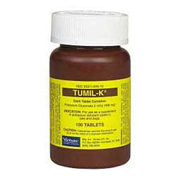 Tumil-K Tablets for Dogs and Cats 100 ct - Item # 767RX